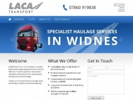 Laca Transport - Haulage services in Widnes
