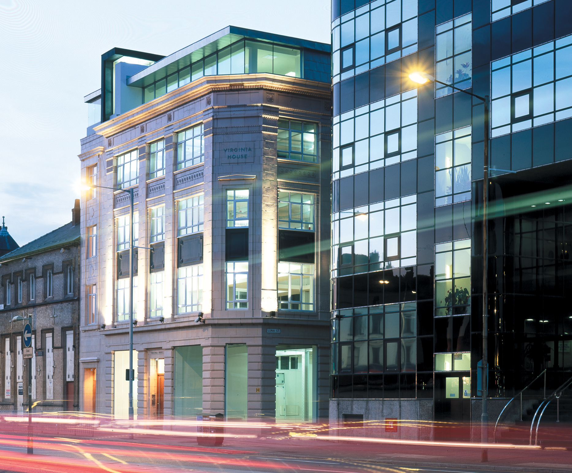 Virginia House, Ancoats, Manchester