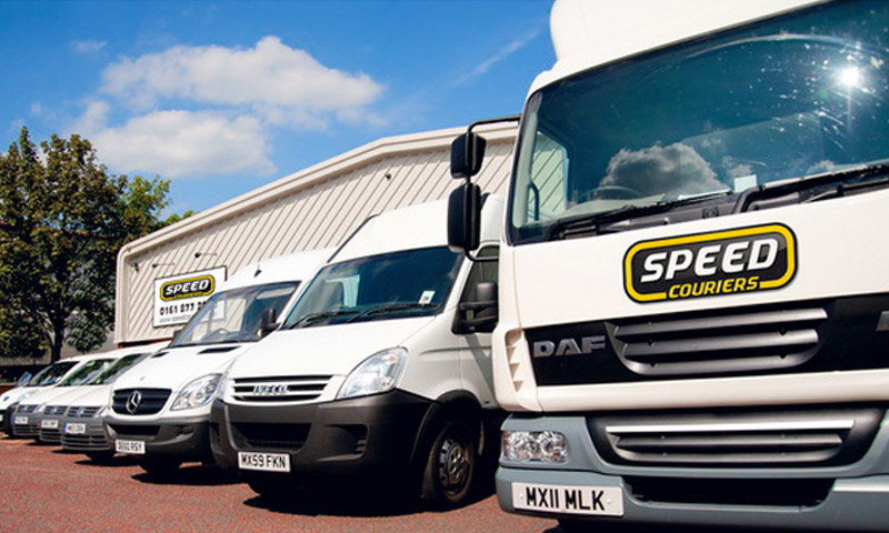 Speed Couriers, Manchester