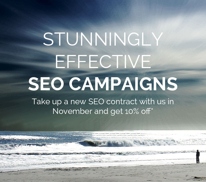Stunningly effective SEO campaigns