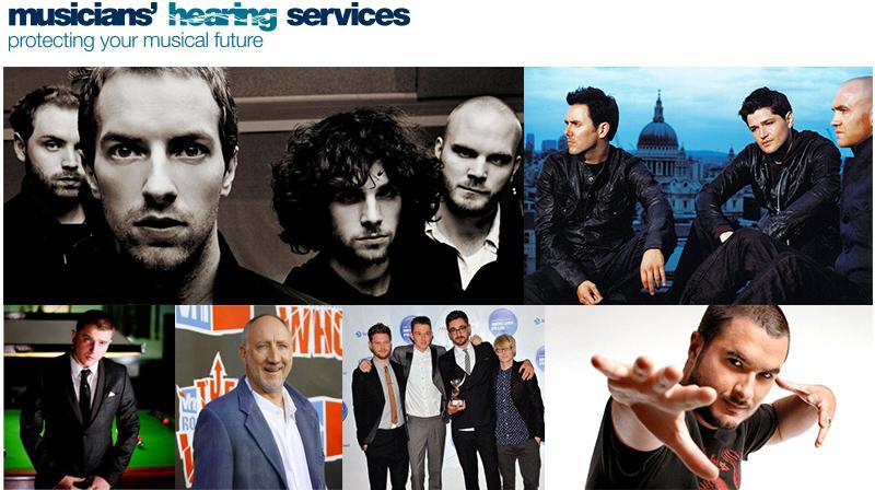 Musician's Hearing Services photos & logo