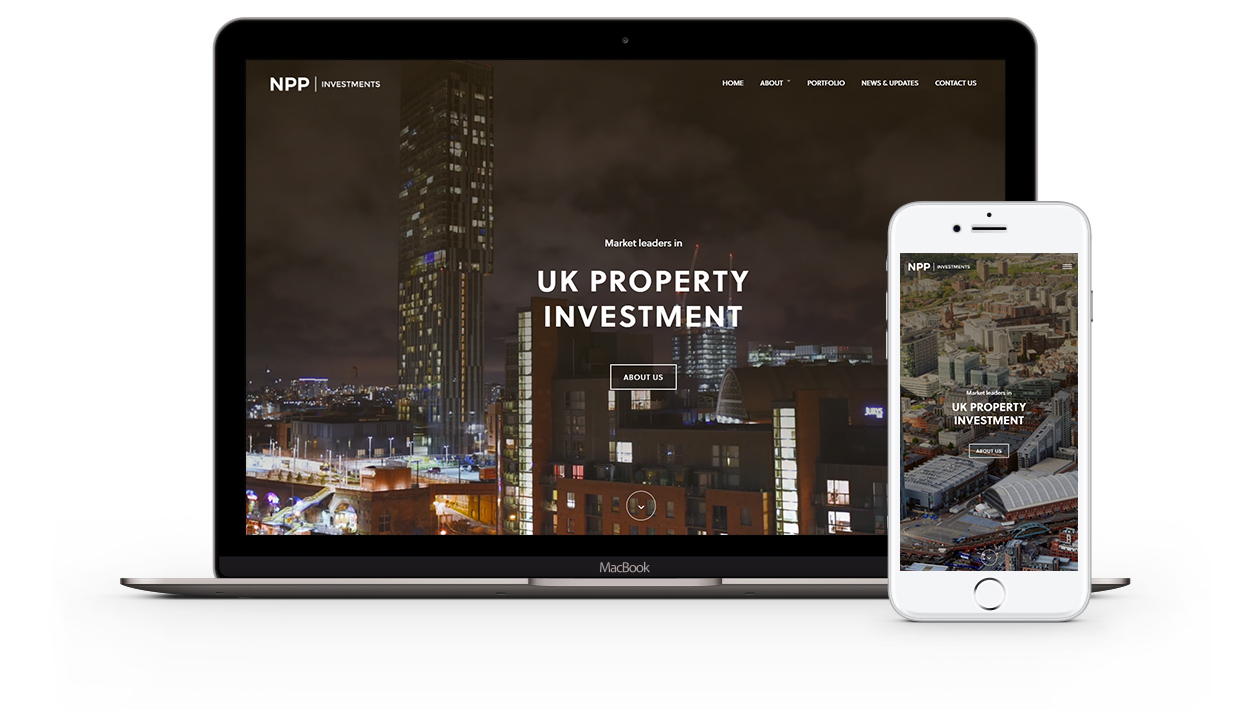 NPP Investments - Property Website