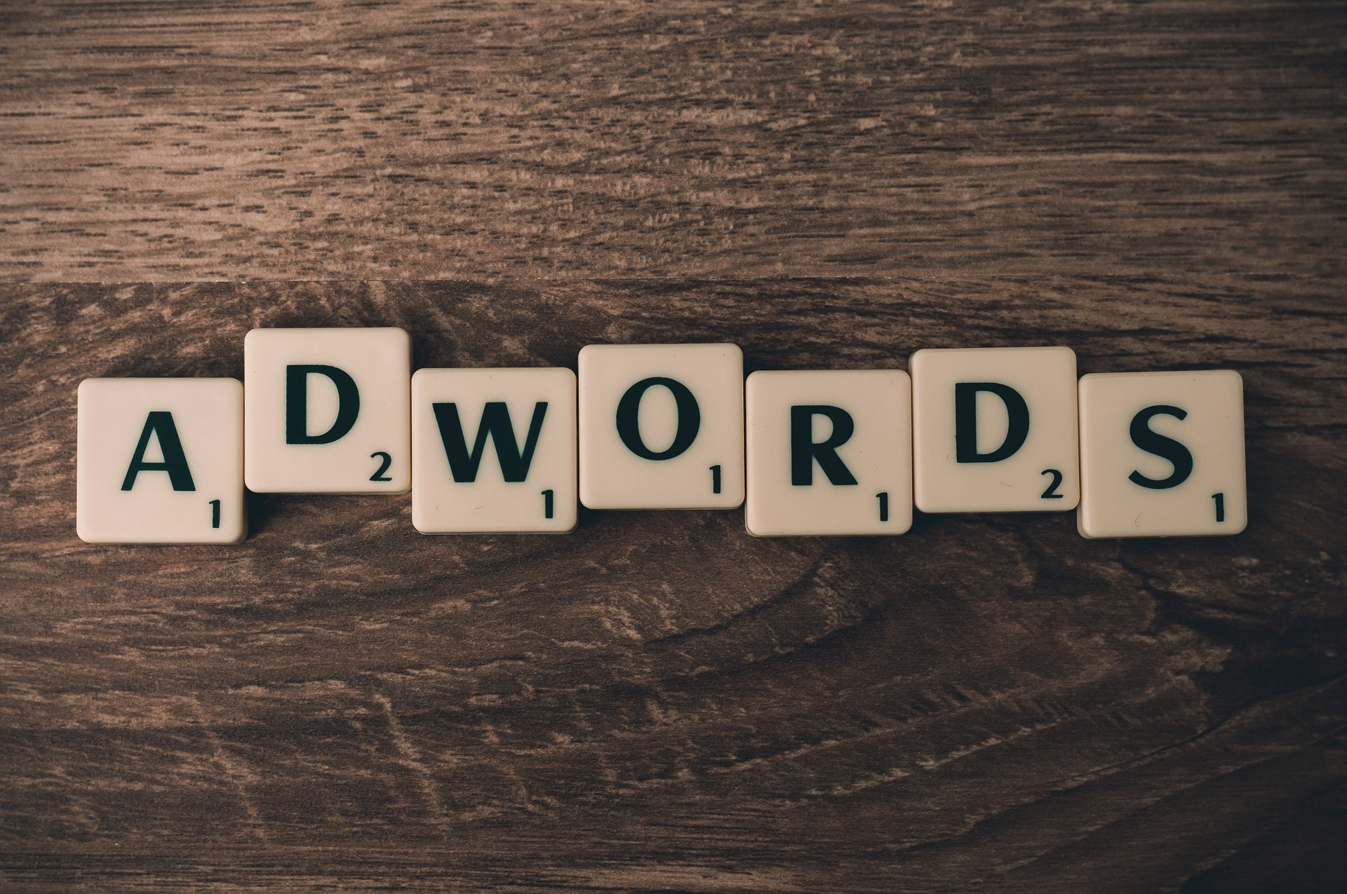 The five Google AdWords campaign types explained