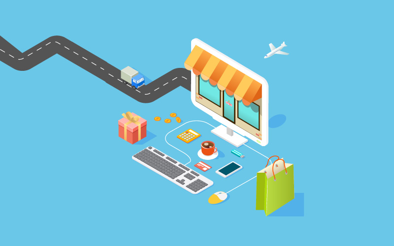 Business ecommerce website design in Manchester