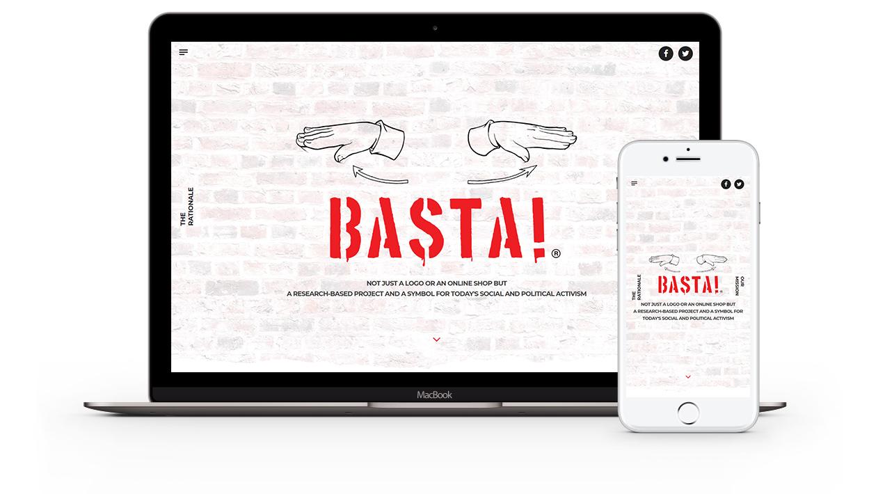Basta Store Online