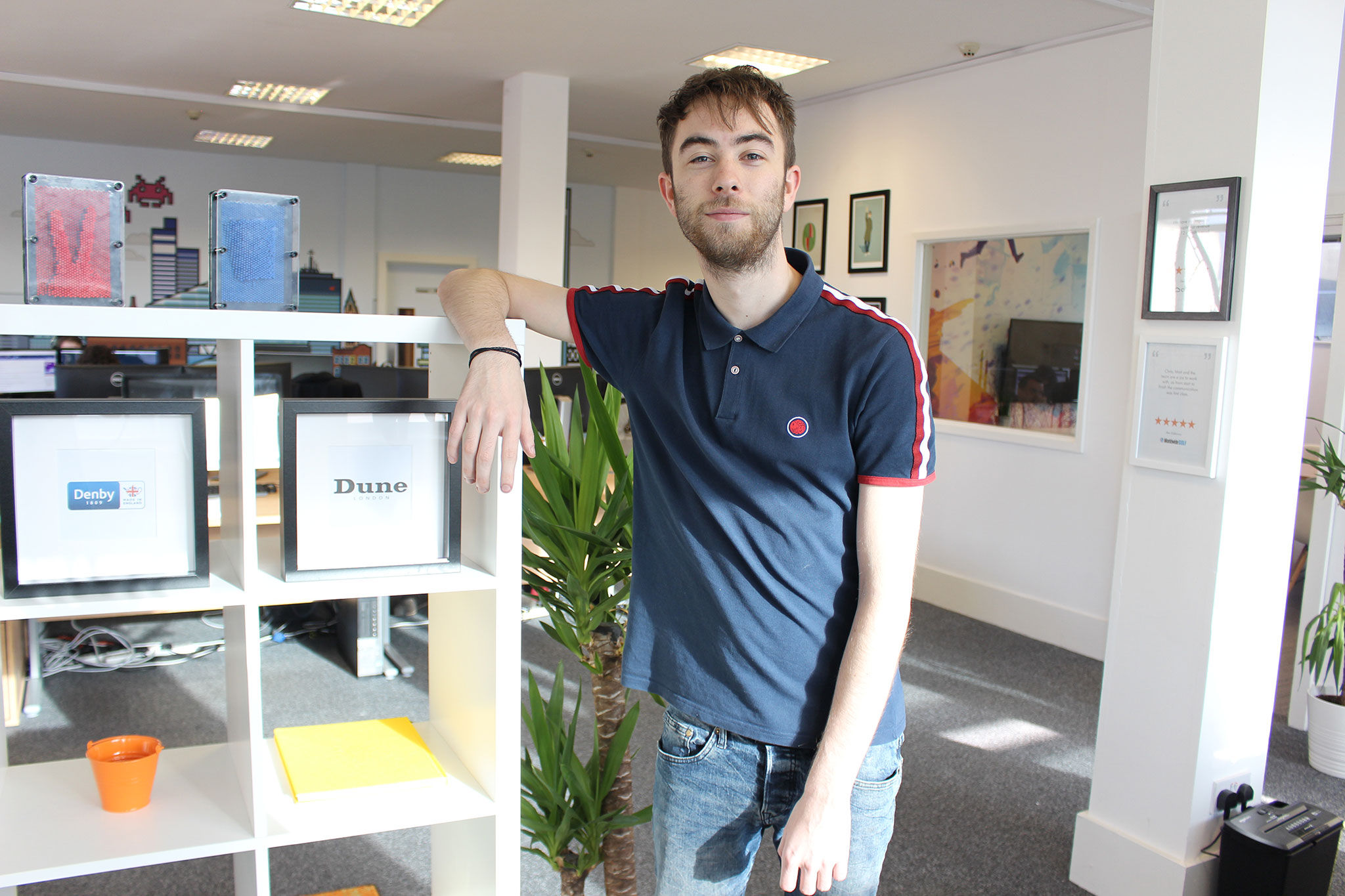 Andrew Flynn - Pixel Kicks Digital Marketing Apprentice