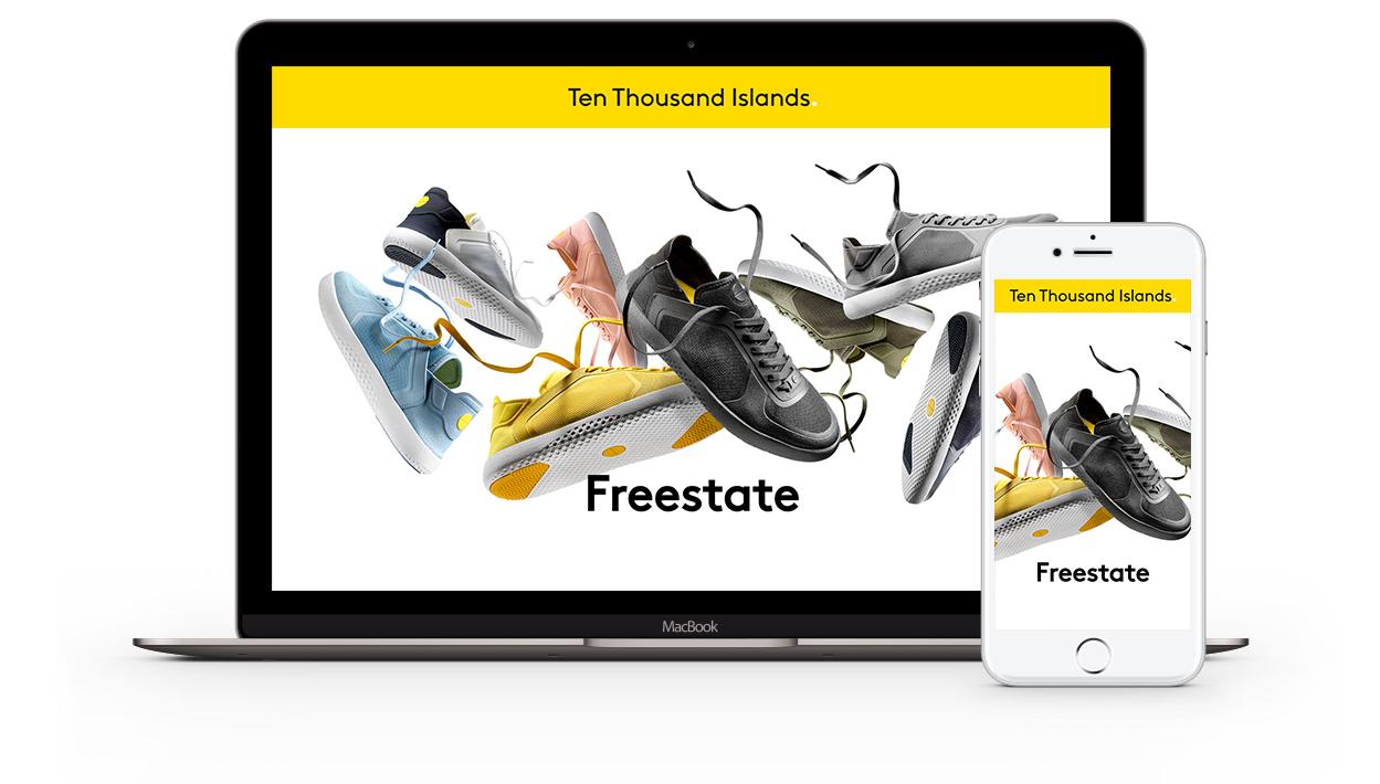 TenThousandIslands.com   Macbook + iPhone