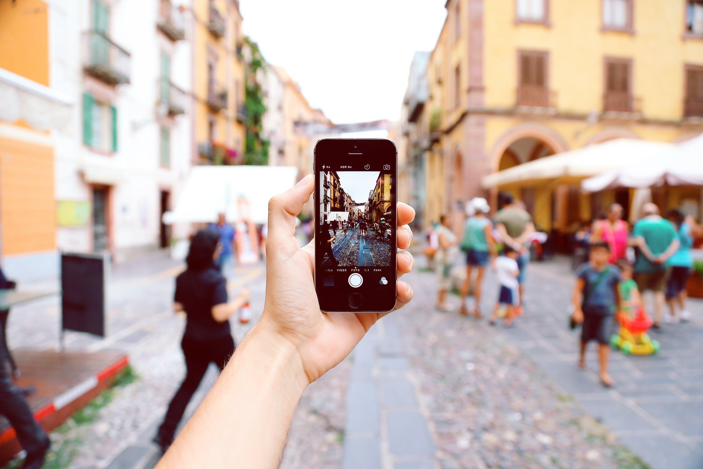 mobile phone camera