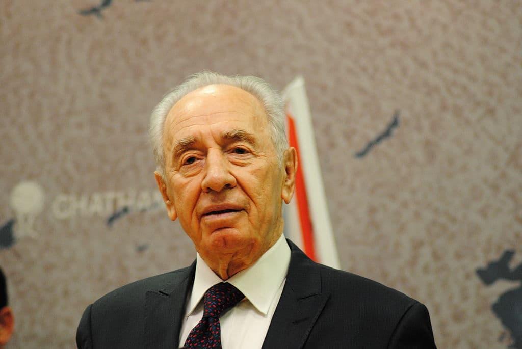 Shimon Peres - former President of Israel