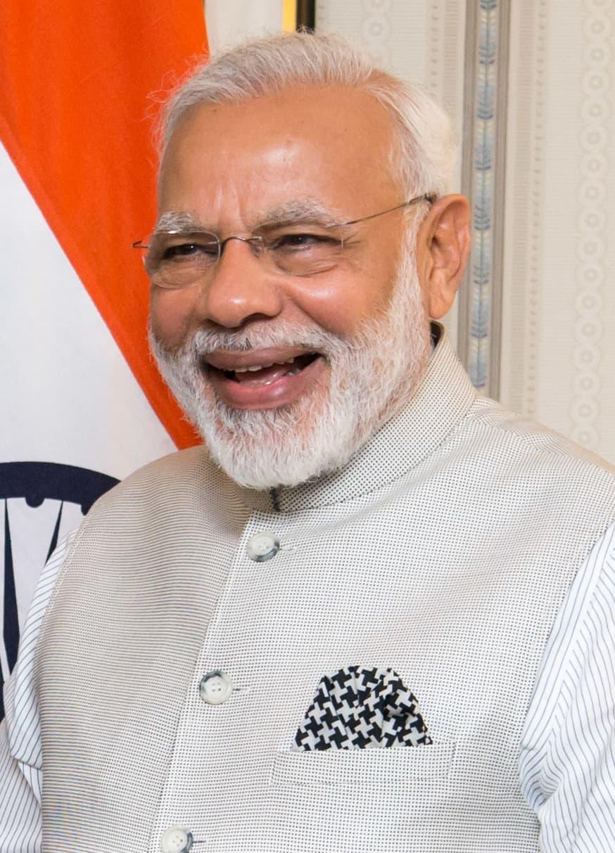 Narendra Modi, Indian Prime Minister - June 201