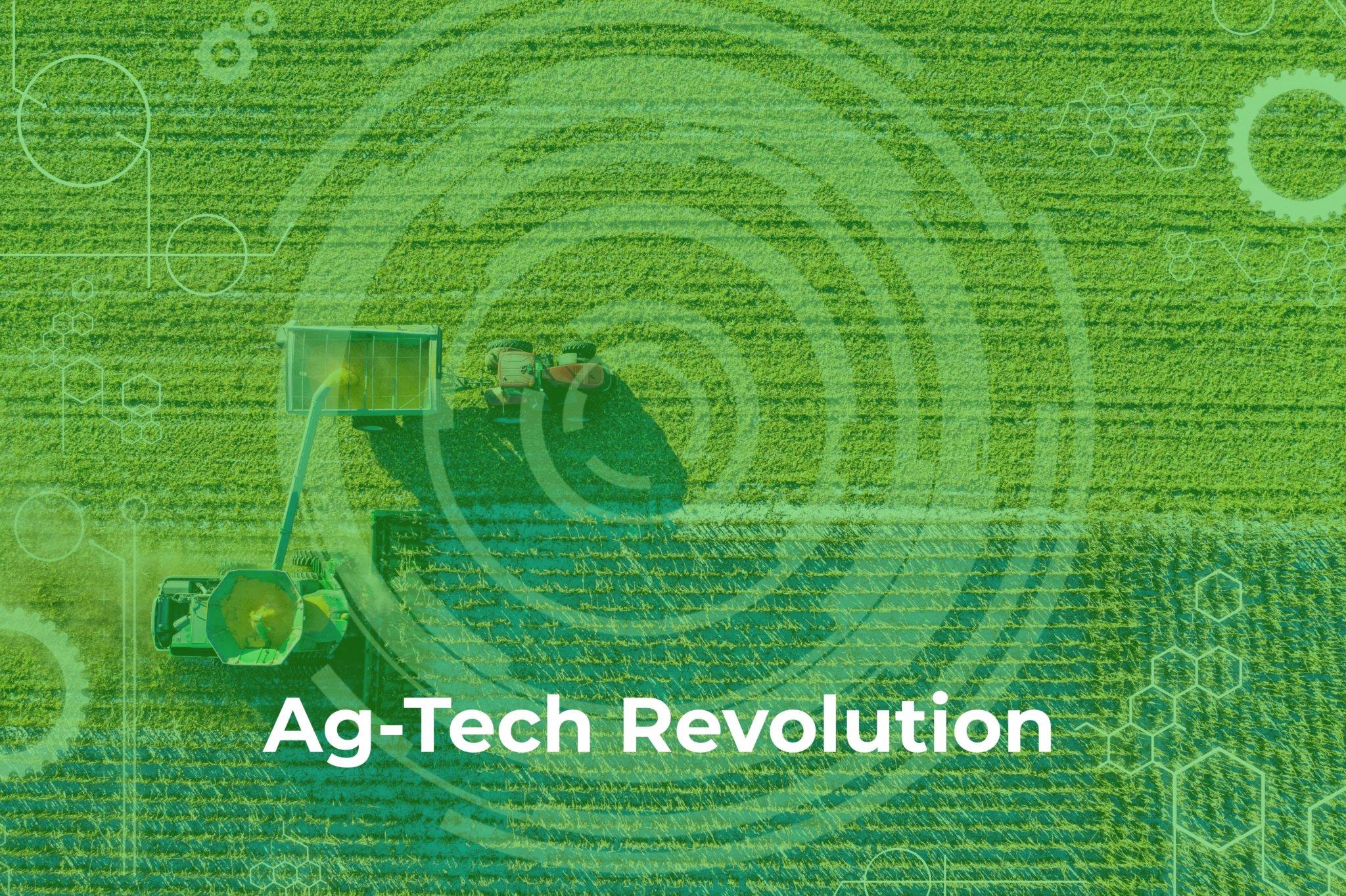 The AG-Tech revolution in Israel