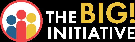The The Big Initiative logo.