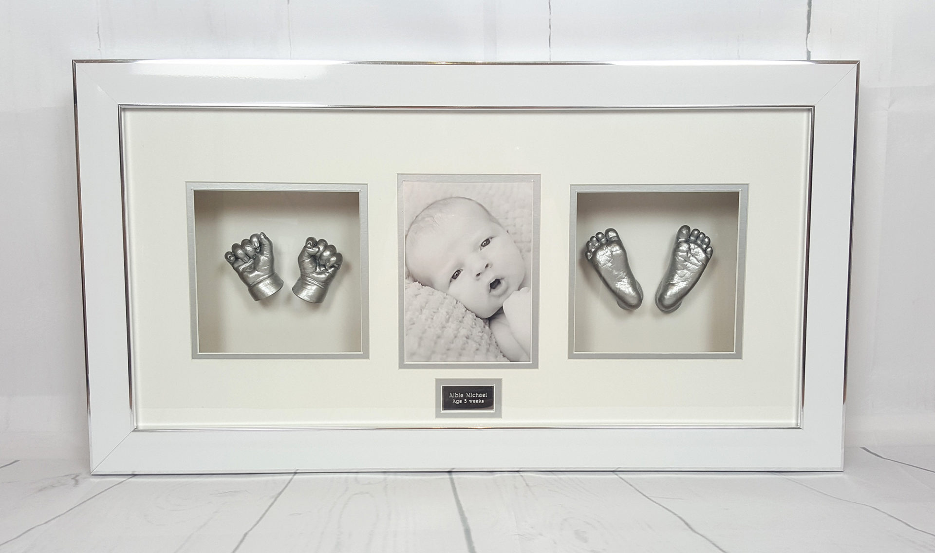 Casting Frame | Baby Casts & Prints