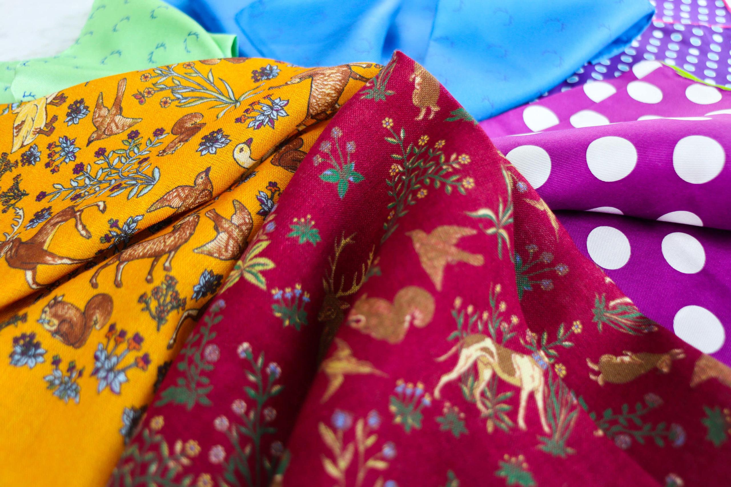 biddle sawyer silks swatches
