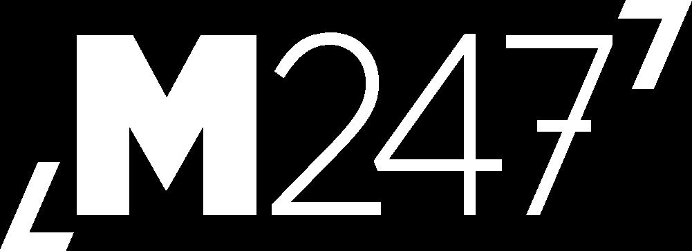 The M247 – Website Design Case Study logo.