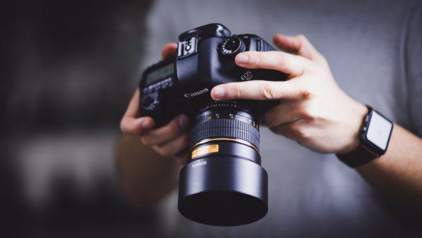 canon eos 5d with a rokinon lens