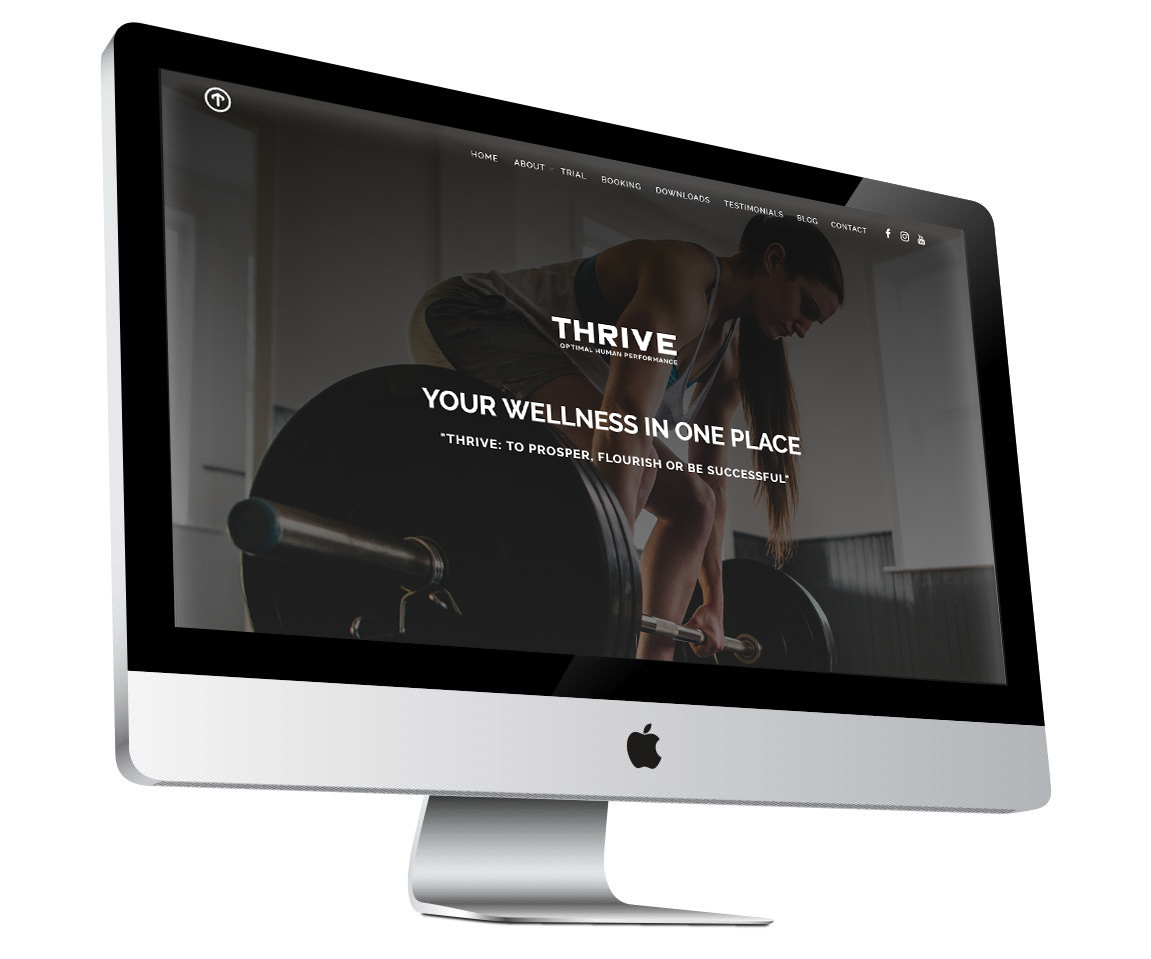 Thrive OHP | Optimal Human Performance | Mac