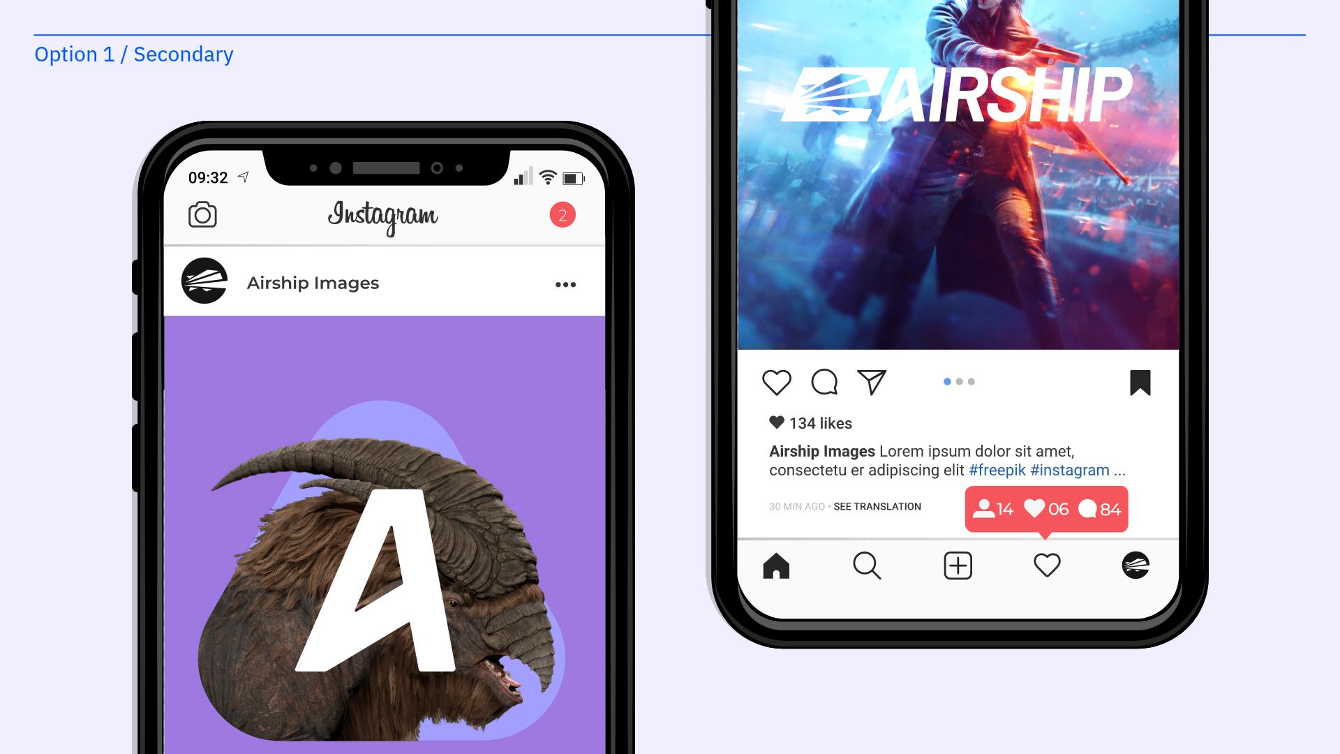 Airship Images | Design & Branding 5