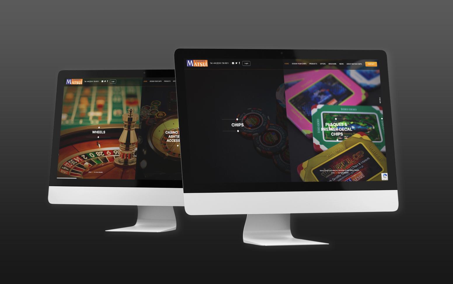 Matsui Europe | Poker, Casino Equipment