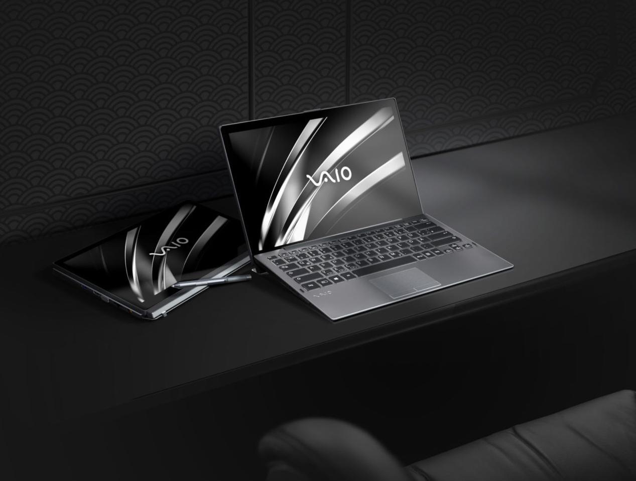 Sony Vaio Laptop Teaser | Dark