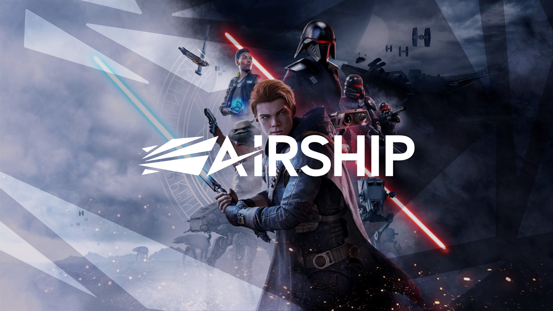 Airship Images | Gaming brand design