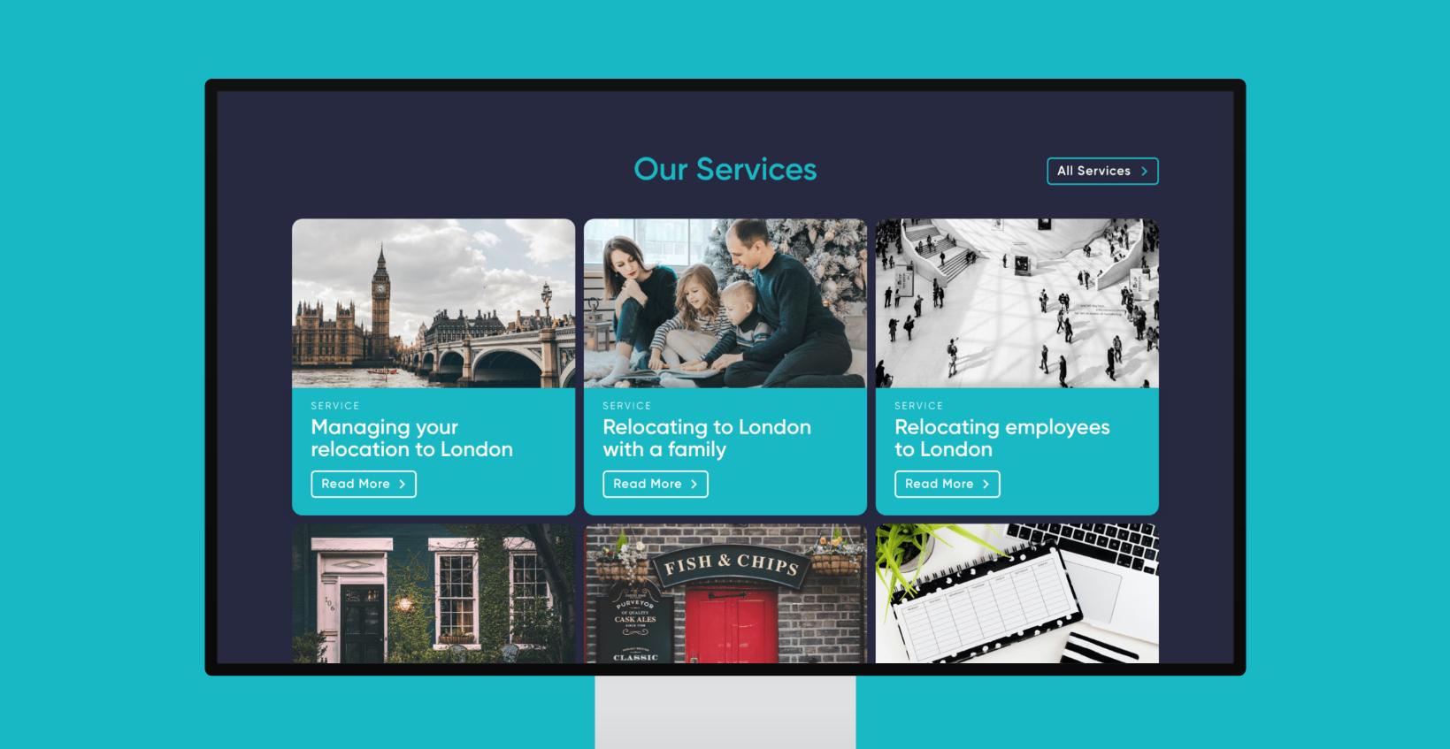 SimplyLondon-services