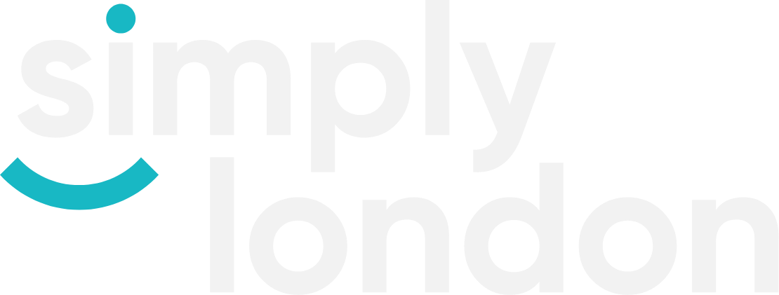 The Simply London logo.