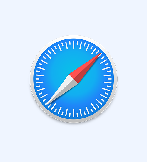 Refresh your browser cache in Safari