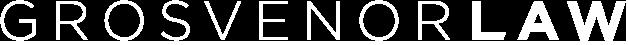 The Grosvenor Law logo.