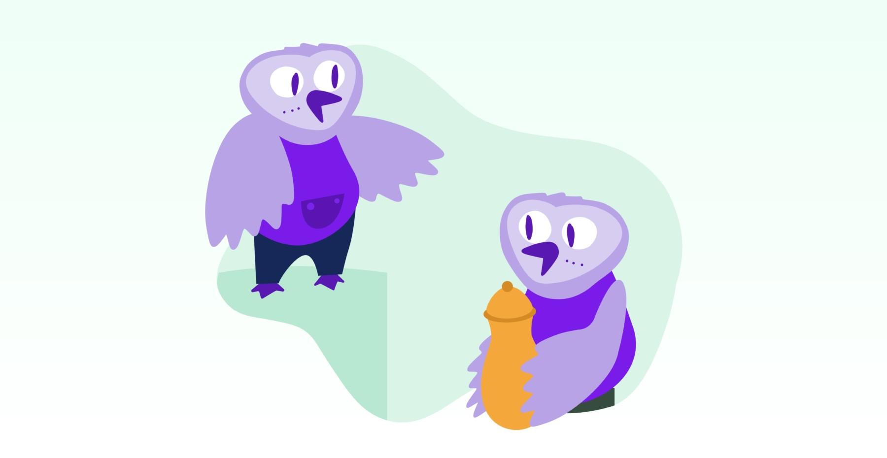 prosperous Life owls