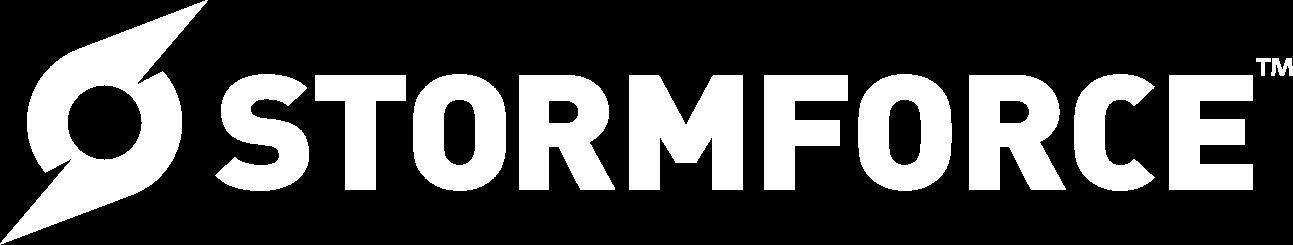 The Stormforce – Ecommerce Website Case Study logo.