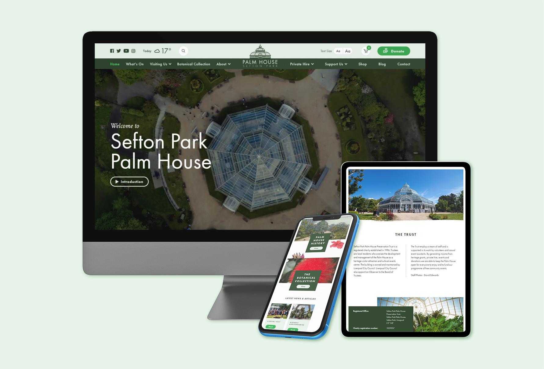 Sefton Park Press Release Pic